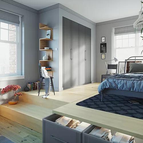 Bedroom Cabinet Manufacturers Oldham
